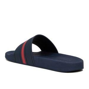 9afe725007f43d Tommy Hilfiger Shoes - Mens Tommy Hilfiger Ennis Slides Men